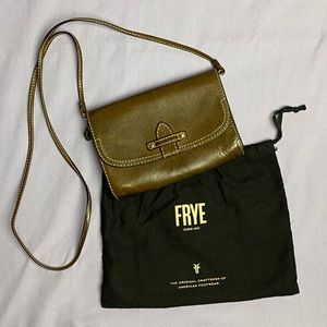Frye Crossbody Leather Bag